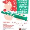 II Kujawsko-Pomorski Konkurs Fletowy 2017