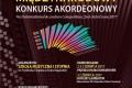 I Międzynarodowy Konkurs Akordeonowy – 2-3 czerwiec 2017