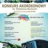 III Międzynarodowy Konkurs Akordeonowy 29.05.2019 r.- 30.05.2019 r.